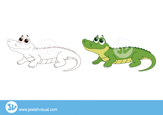 crocodile-clipart