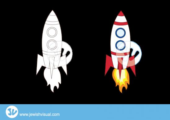 rocketship-clipart