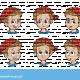 הבעות-פנים-ילד-כובע