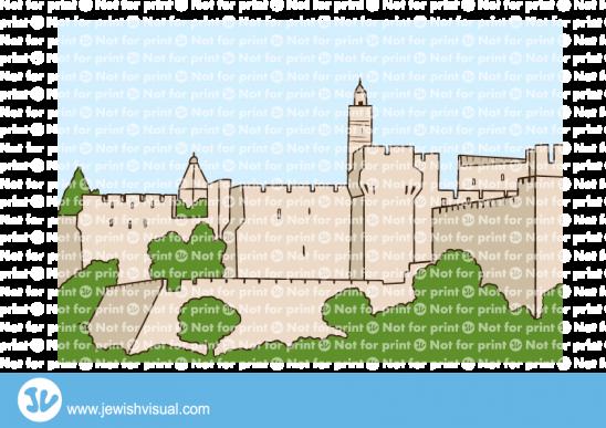 ירושלים-מגדל-דוד