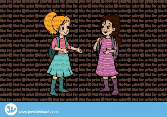 girls-back-from-school