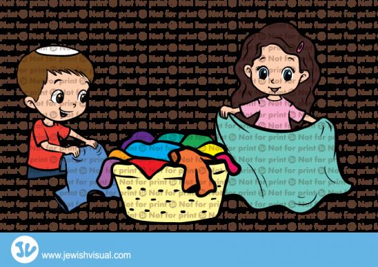 kids-folding-laundry